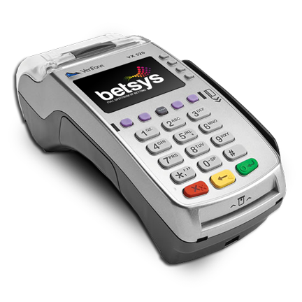 BetSys - Verifone for POS